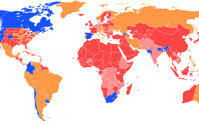 Weed Legalization Around the World